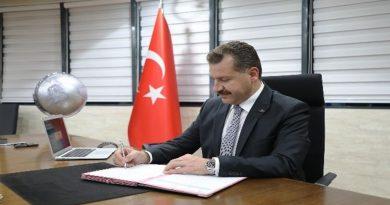 Balıkesir Büyükşehir Belediyesi, Sındırgı'da 3,5 milyon TL'lik yatırımla sebze ve meyve kurutma tesisi kuruyor