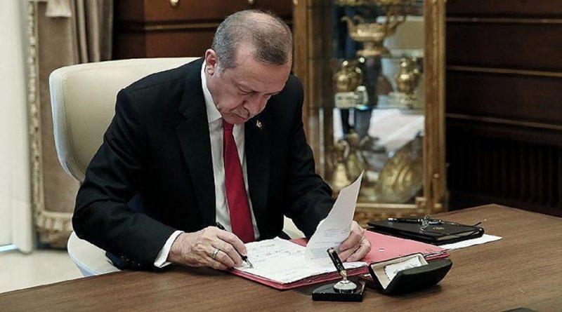 Cumhurbaşkanı Recep Tayyip Erdoğanimzasıyla bazı kurum ve kuruluşlara yapılan atama kararları Resmi Gazete'de yayımlandı.