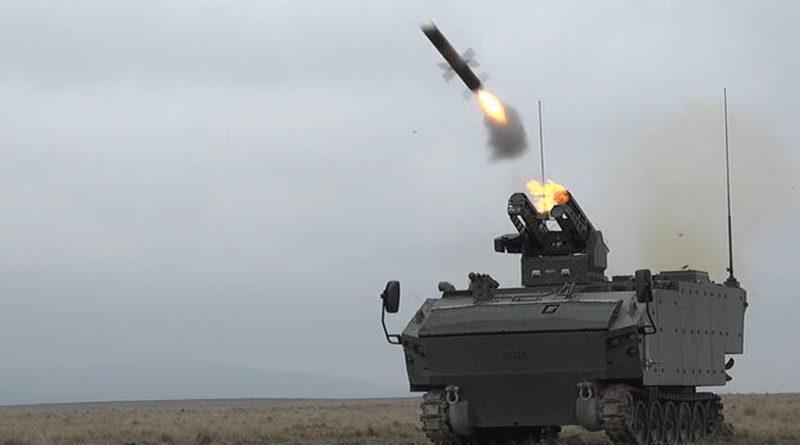 Türk Silahlı Kuvvetlerinin kara unsurları, tanksavar kuleleriyle donatılan yeni silah taşıyıcı araçlarına kavuşuyor.