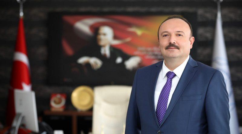 Rektör Prof.Dr. Süleyman Özdemir