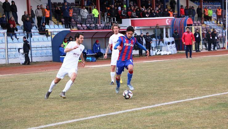 NİĞDE ANADOLU FK: 0 BANDIRMASPOR: 2