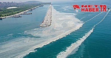 Marmara'da 3 günde 733 metreküp müsilaj toplandı