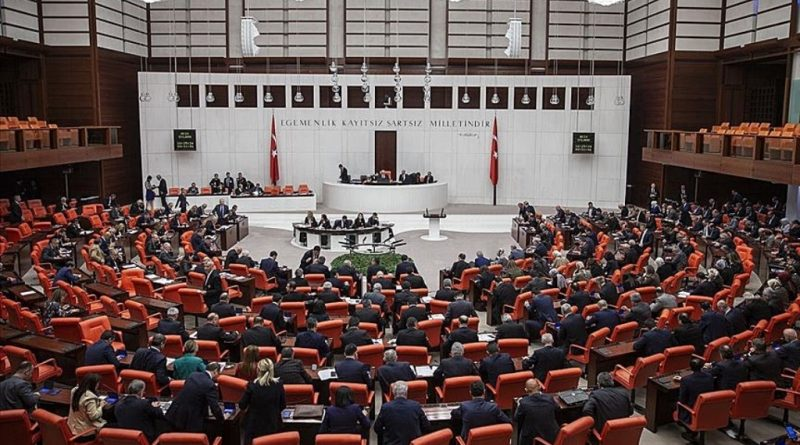 Türkiye ile Libya arasında güvenlik ve askeri iş birliği mutabakat muhtırasının onaylanmasına ilişkin kanun teklifi TBMM Genel Kurulunda kabul edildi.