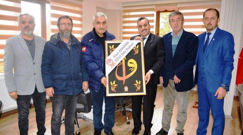 Türkiye Futbol Antrenörleri Derneği (TÜFAD) Konya Şube Başkanı İsmet Karababa