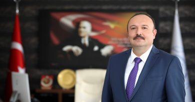 Rektör Prof. Dr. Süleyman Özdemir'in Ramazan Bayramı Dolayısıyla Mesajı