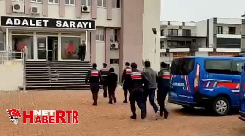 AYVALIK'TA FUHUŞ OPERASYONU