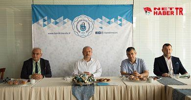 Rektör Özdemir'den Tıp Fakültesi İçin 400 Yataklı Bina Müjdesi