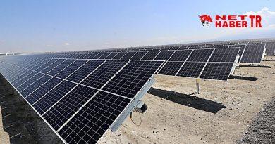 Konya Karapınar Güneş Enerji Santrali Açıldı